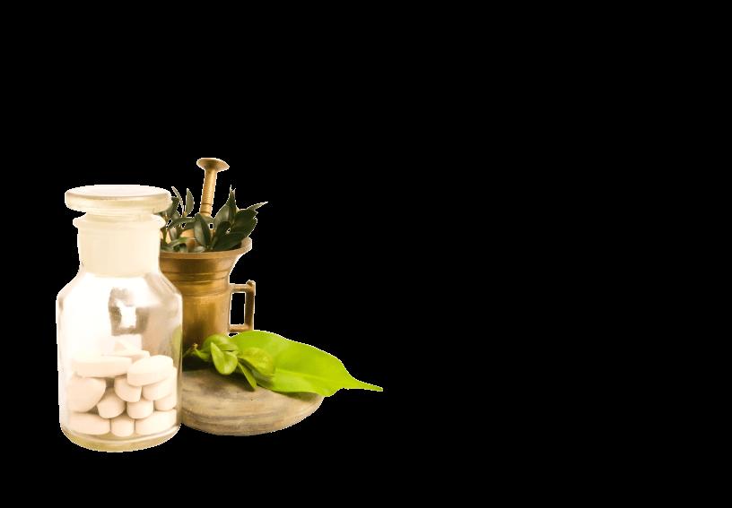 vitamins and herbals
